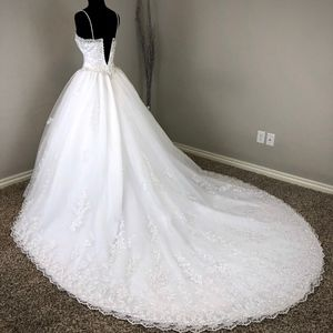 Mary's Bridal Dresses - White Ballgown Wedding Dress